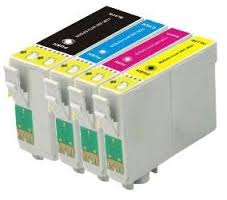 Epson 13 XL Multipack (T1301, T1302, T1303, T1304) Cartridges